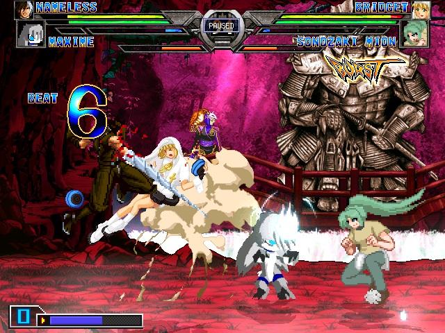 Exelente juego de peleas multiplayer Dhftx