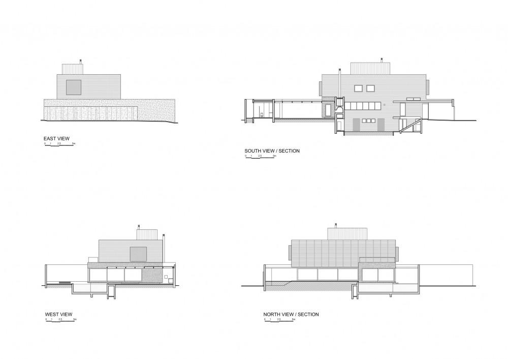 Casa Marrom - Isay Weinfeld, arquitectura, casas