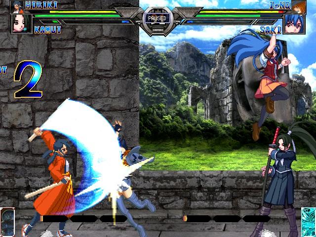 Exelente juego de peleas multiplayer Jjojojihugyu