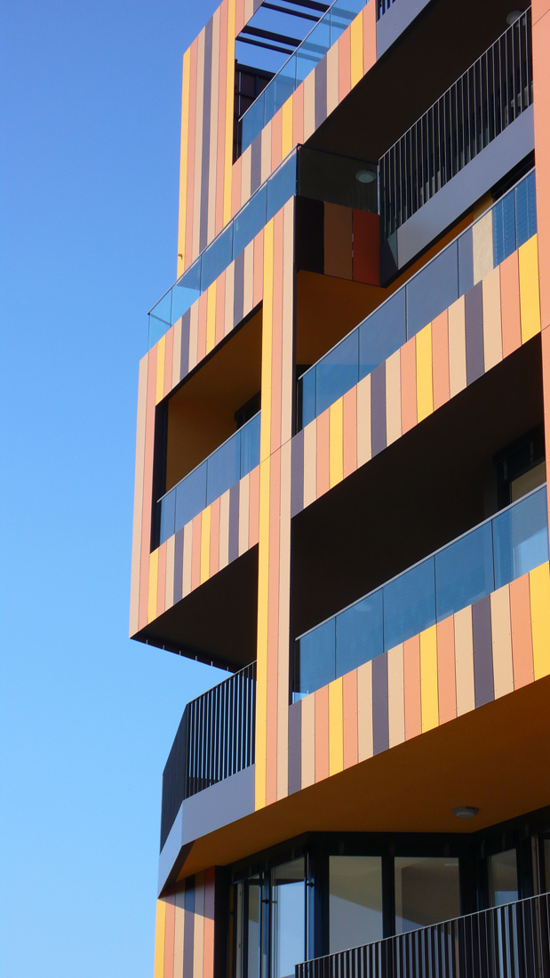 Vivienda-Colectiva, Lace-Apartments, OFIS, arquitectura, casas, diseño