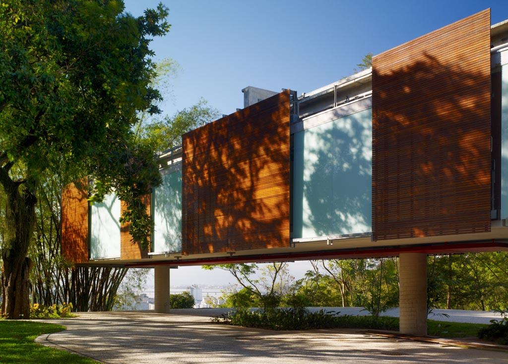 Casa en Santa Teresa, SPBR Arquitetos, arquitectura, casas
