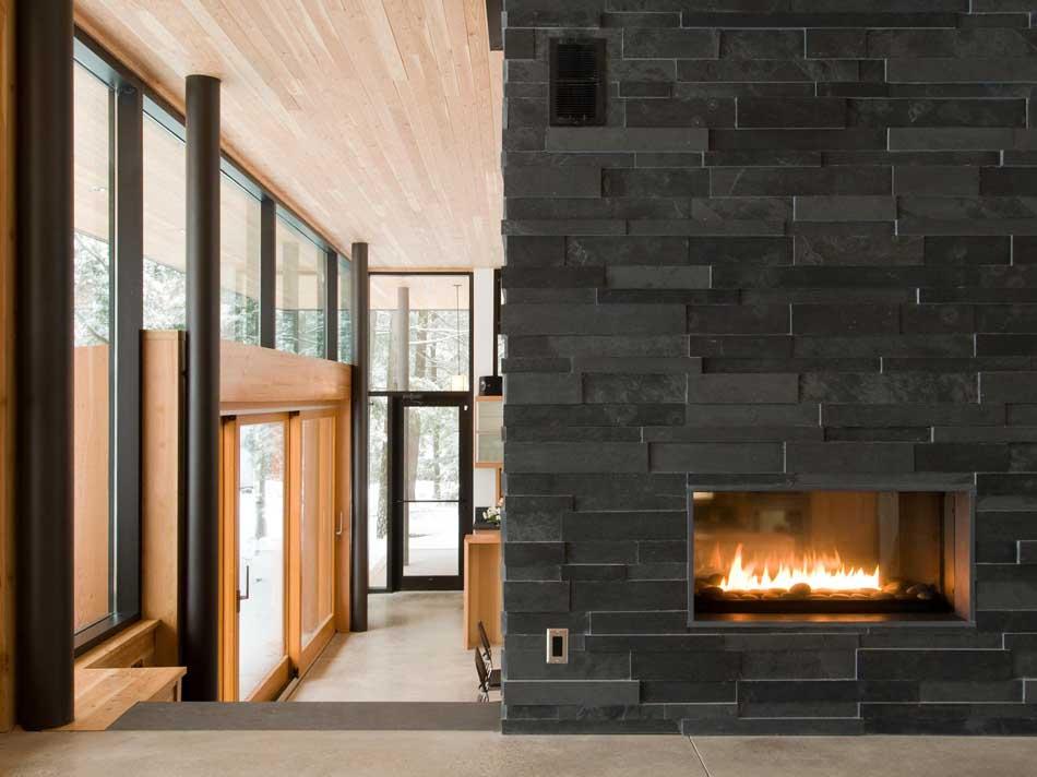 Casa Lago Eels, Altius Architecture, arquitectura, casas