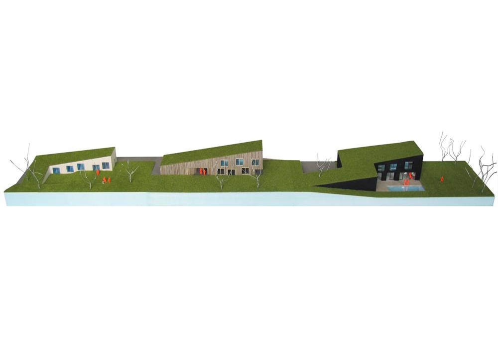 Casas en Rybnik - Jojko+Nawrocki Architekci