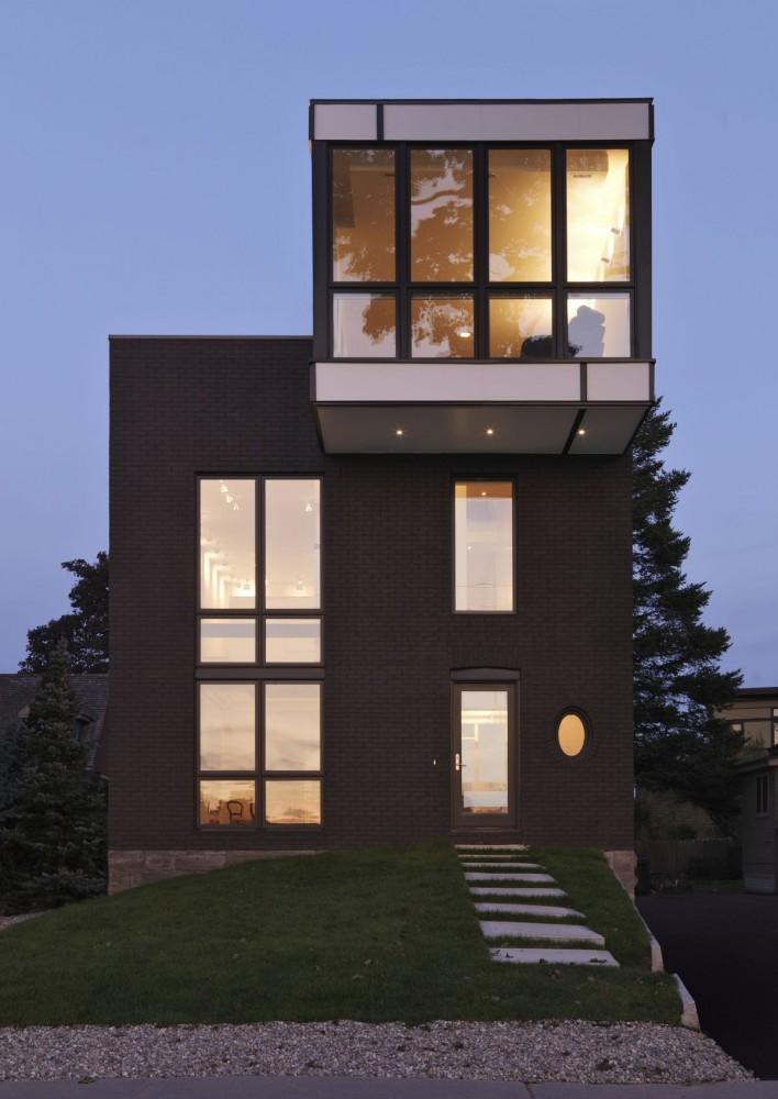 Echo House - Kariouk Associates, Arquitectura, diseño, casas