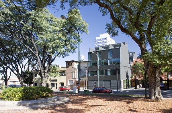 Vivienda-Colectiva, Edificio-Conesa-4560, Adamo-Faiden, arquitectura, casas, diseño