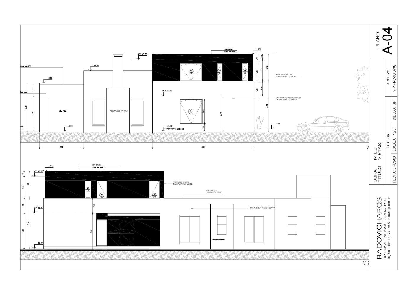 Casa-MLJ, RADOVICHARQS, diseño, arquitectura, decoracion, interiores