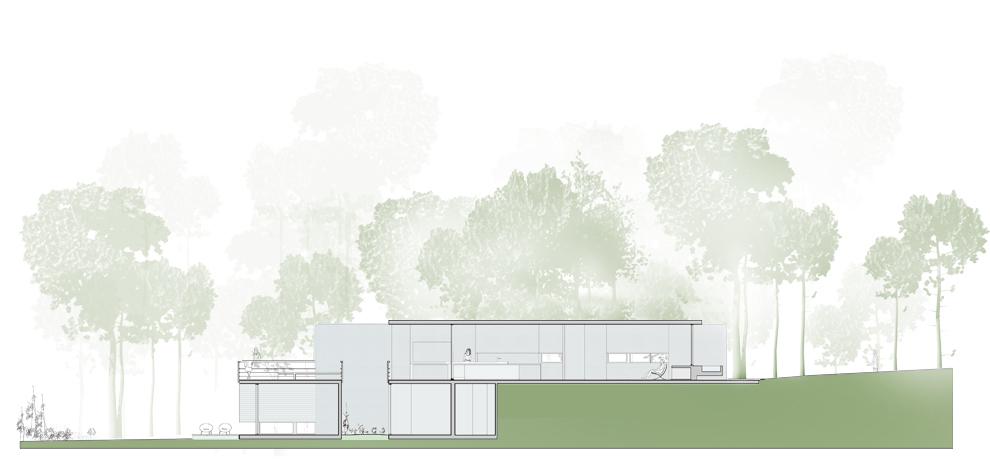 Casa Entre Arboles - Martín Fernández de Lema, Nicolás Moreno Deutsch, CASAS-DE-PLAYA, arquitectura, casas