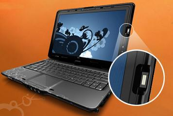 Notebook TouchSmart tx2