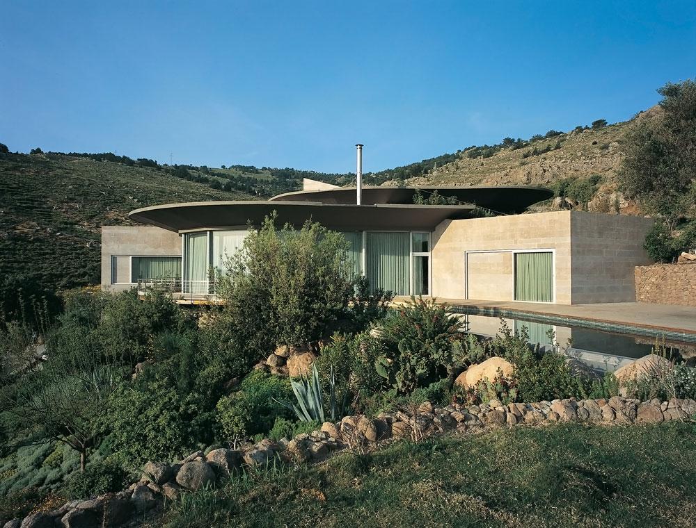 Casa Explotada - GAD, arquitectura, casas