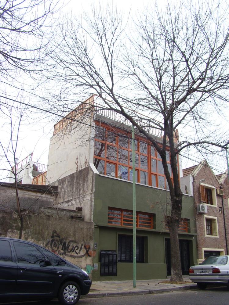 Casa Concepción Arenal, a77