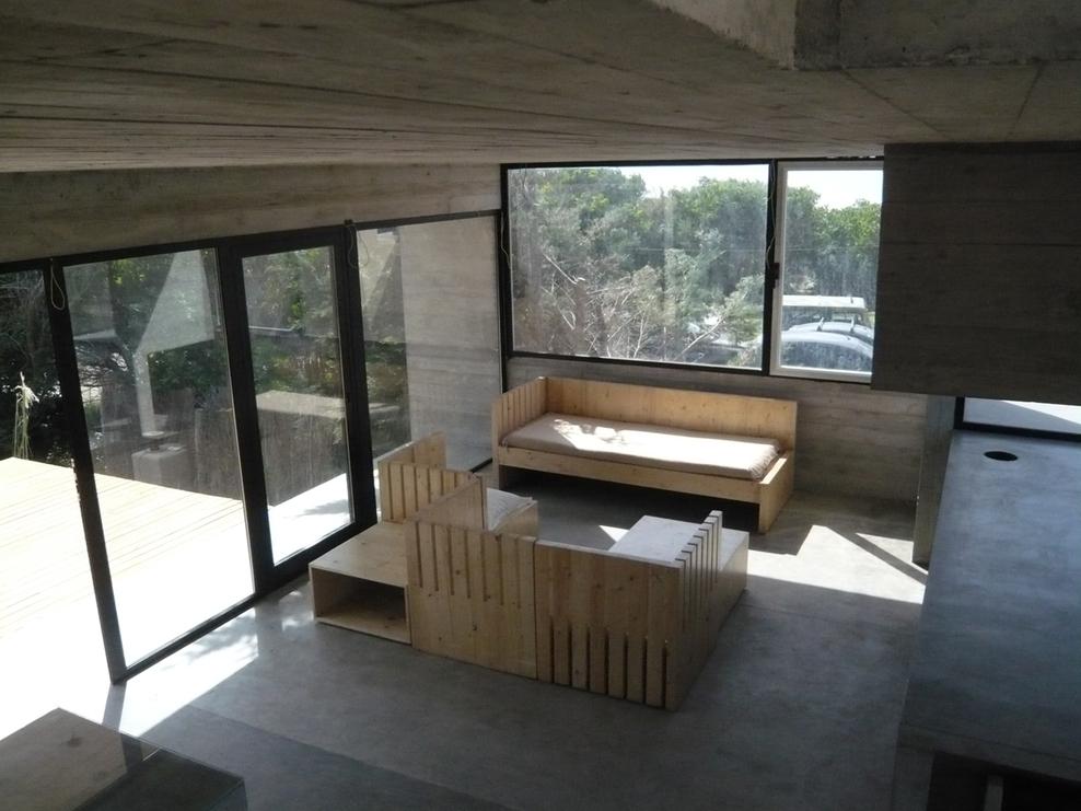 Casa en la playa - BAK arquitectos, Arquitectura, diseño, casas