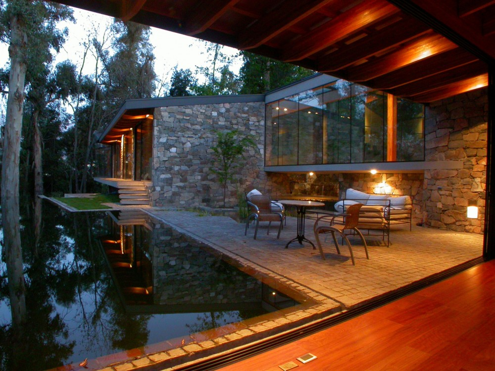 Casa en Lo Curro - Schmidt Arquitectos Asociados