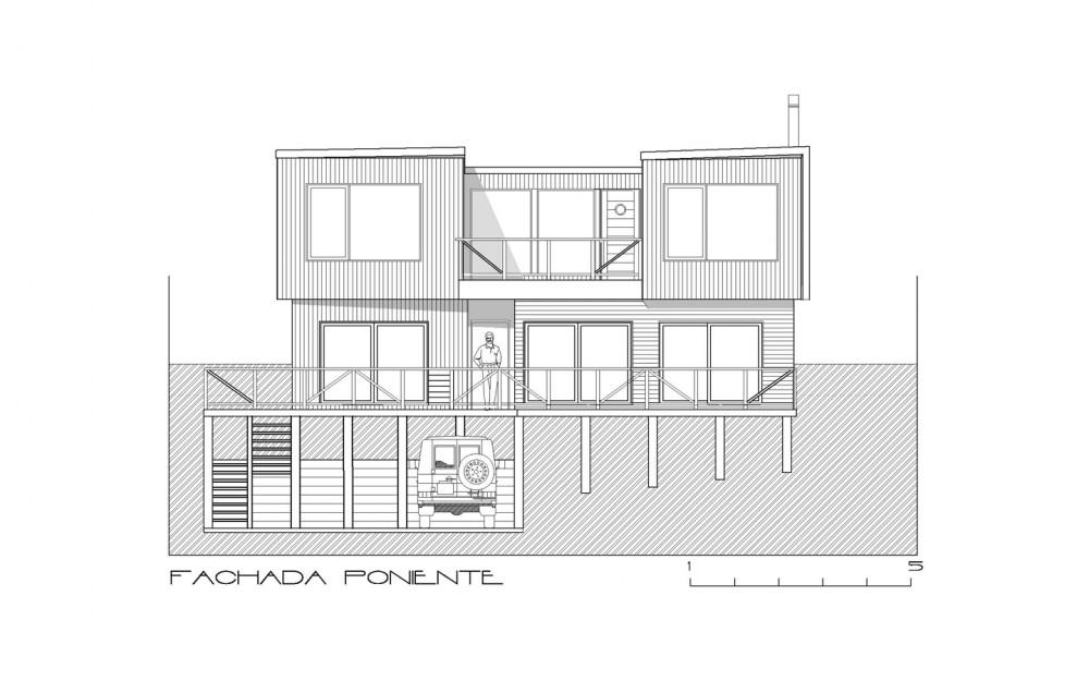 Casa Maintencillo - Jonas Retamal