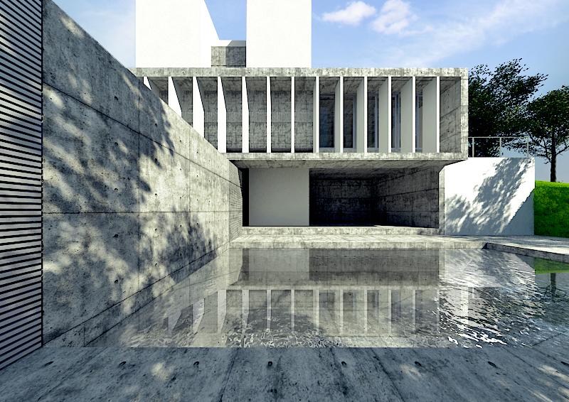 Casa en Estoril - Jorge Mealha, arquitectura, casas, diseño