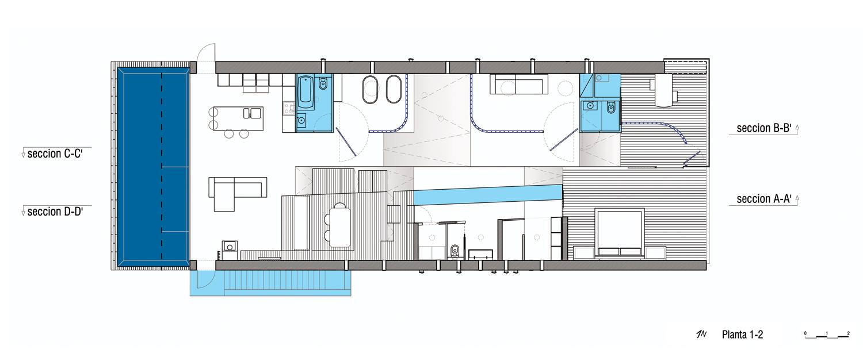 Villa Bio - Enric Ruiz Geli, arquitectura, casas