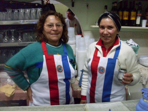 Cocineras del club