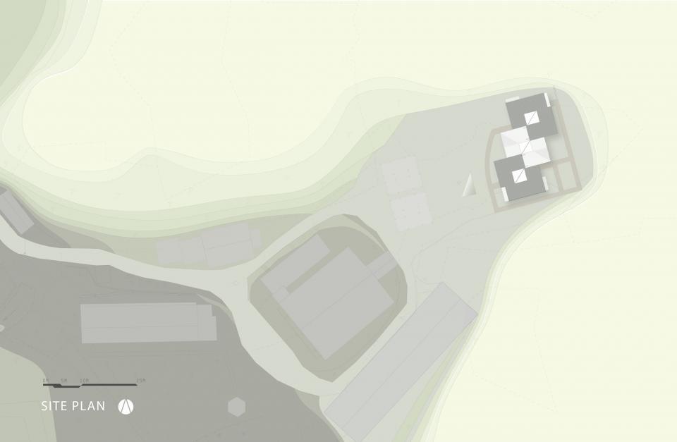 Terrace Villa - Solid Space Atelier, Arquitectura, diseño, casas