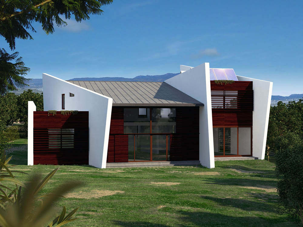 Gaia, Proyecto inmobiliario de Eco-Urbanismo, diseño, arquitectura, casas, sustentabilidad