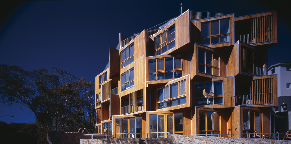 Huski Apartments - Elenberg Fraser Architecture, Architecture, Design, Housing