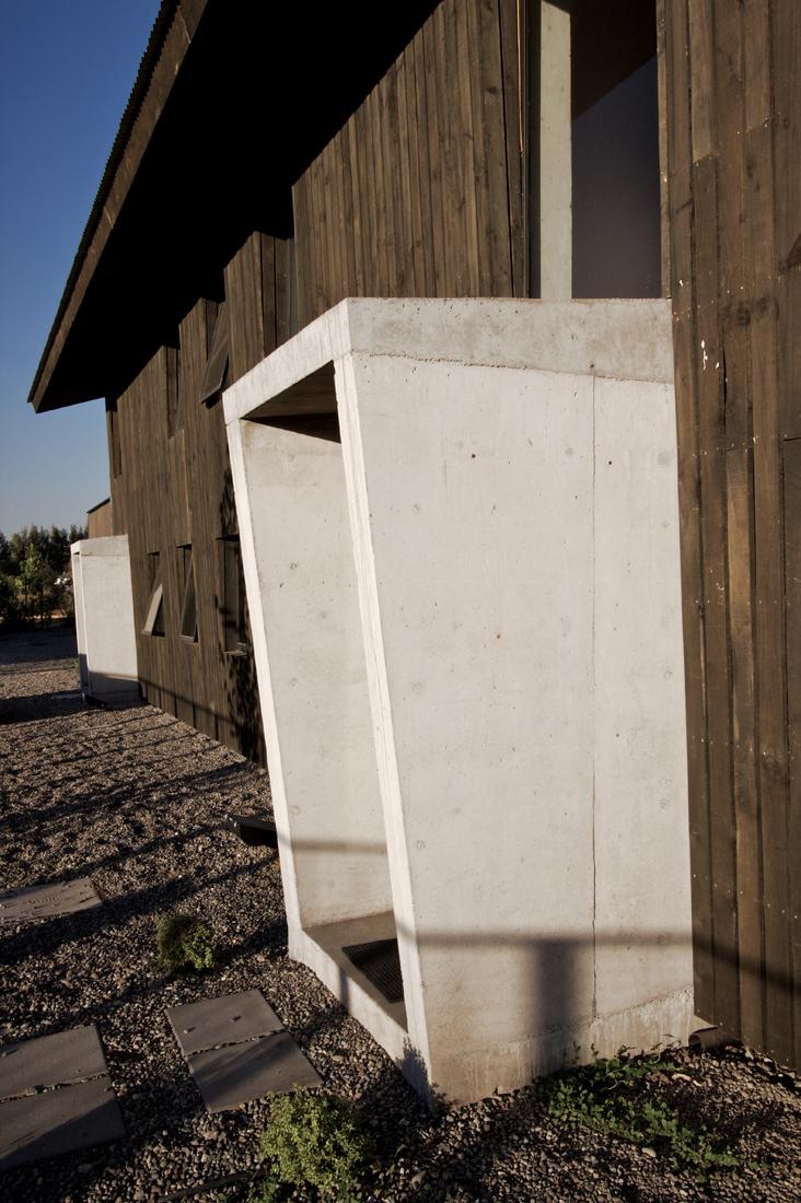Casa en Colina - OPA, arquitectura, casas-de-campo