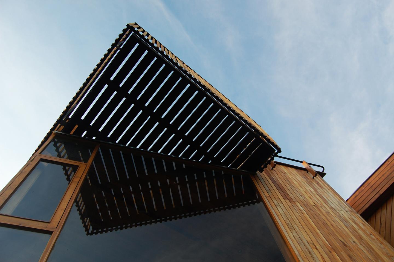 Casa en el Cerro Pochoco, Carreño Sartori Arquitectos, arquitectura, casas