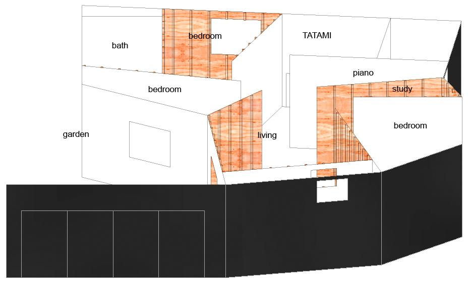 Casa-T, Sou-Fujimoto, diseño, arquitectura, decoracion, interiores