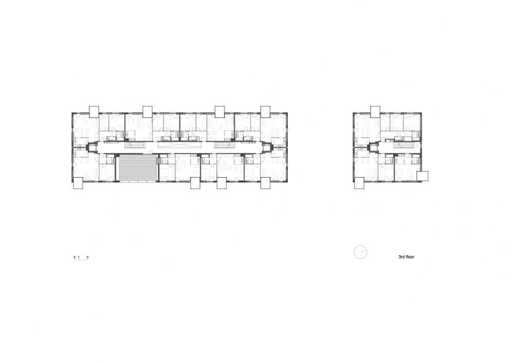 Viviendas en Poljane - Bevk Perović arhitekti, Arquitectura, casas, diseño