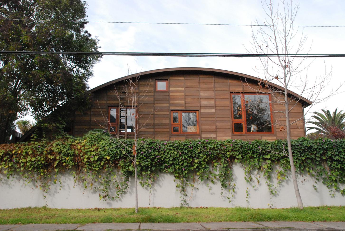 Casa Santa Zurda - Martin Hurtado Arquitectos