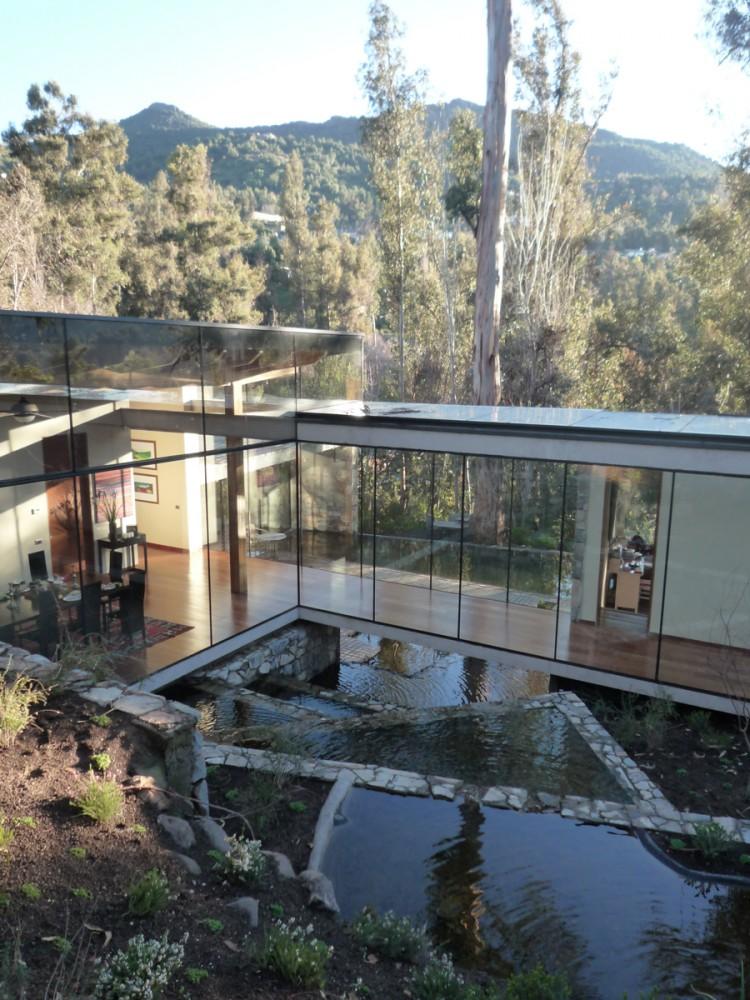 Casa en Lo Curro - Schmidt Arquitectos Asociados, Arquitectura, diseño, casas