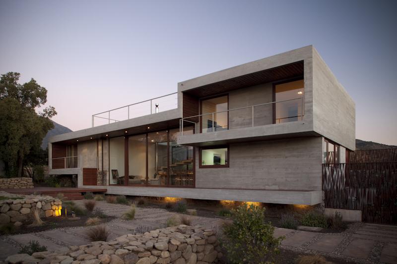 Casa Hasbún – Chauriye Stäger Arquitectos, Arquitectura, diseño, casas