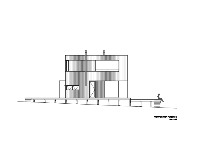 Casa en Tunquén - Christian Beals V