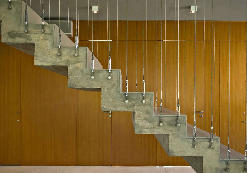 Diseño de Escaleras #42 - Tecno Haus