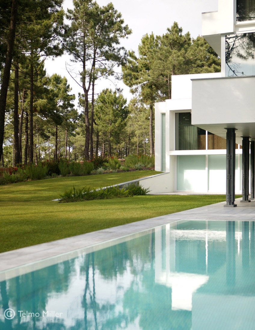 House II in Aroeira - ARX, arquitectura, casas, diseño