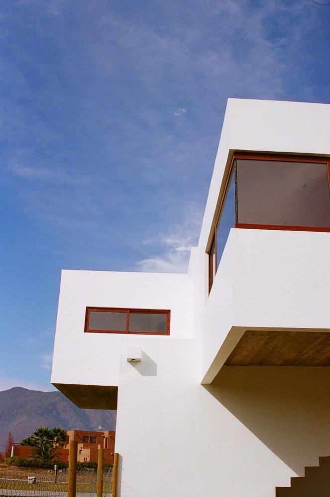 Casa Aranguiz /del Real - Sebastian del Real, Arquitectura, casas, diseño