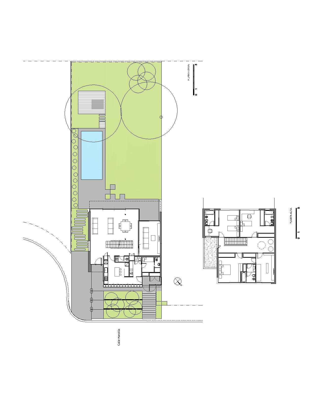 Casa en La Horqueta - ARQUITECTONIKA, Arquitectura, diseño, casas