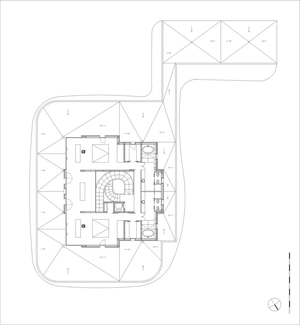 Villa Under Extension, OFIS arhitekti, Architecture, Design, House