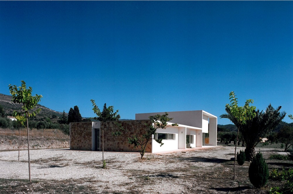 Casajijona - dooa arquitecturas