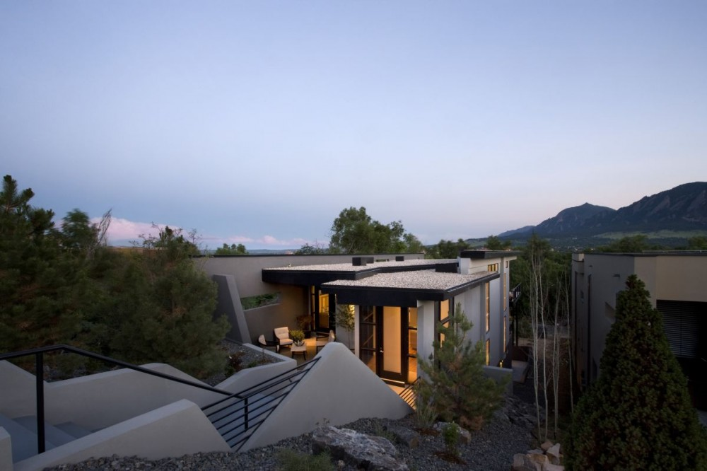 The Fractured Residence - Studio H:T, Arquitectura, diseño, casas