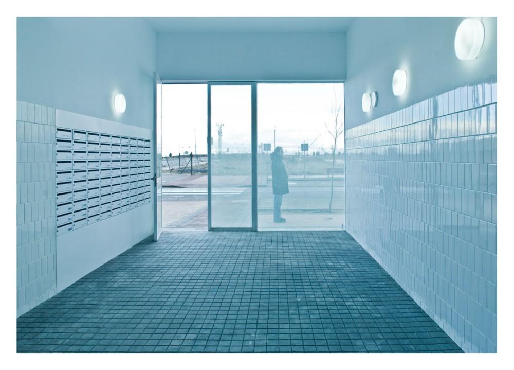 Vivienda Colectiva: Edificio en Vallecas Parcela 5.16 - estudio.entresitio