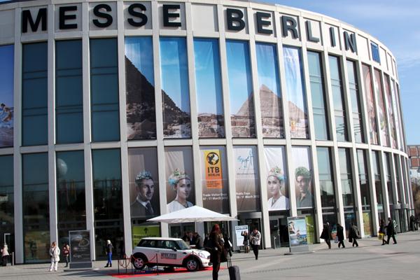 ITB BERLIN 2012 ベルリン国際見本市会場