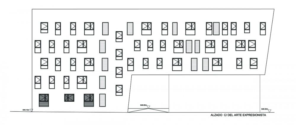 Edificio Vallecas 48 - Auriens Arquitectura