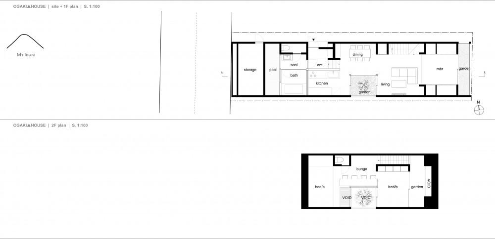 Casa Ogaki - Katsutoshi Sasaki + Associates